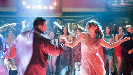 Salsa love in Cuban Fury - photo courtesy Entertainment One.
