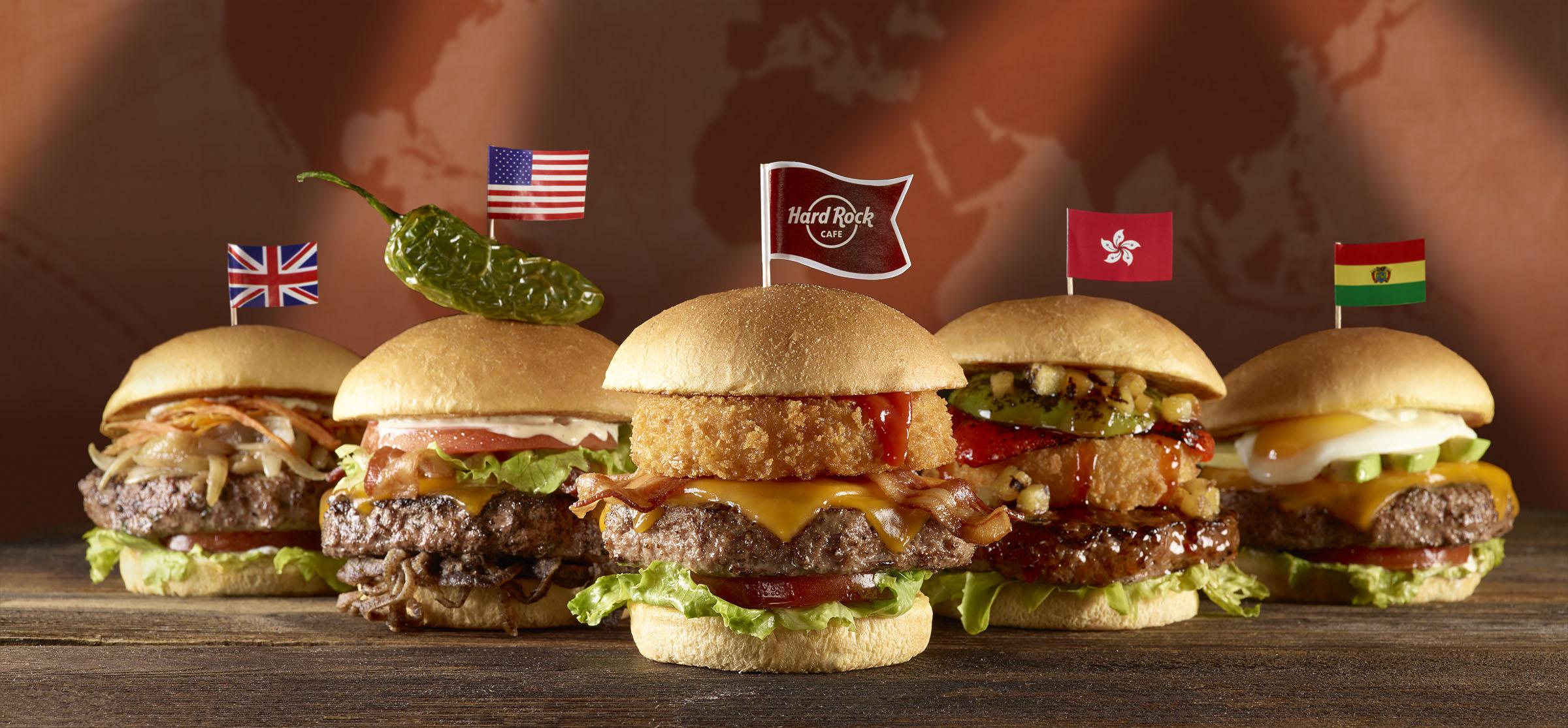 Best Burger Hard Rock Cafe