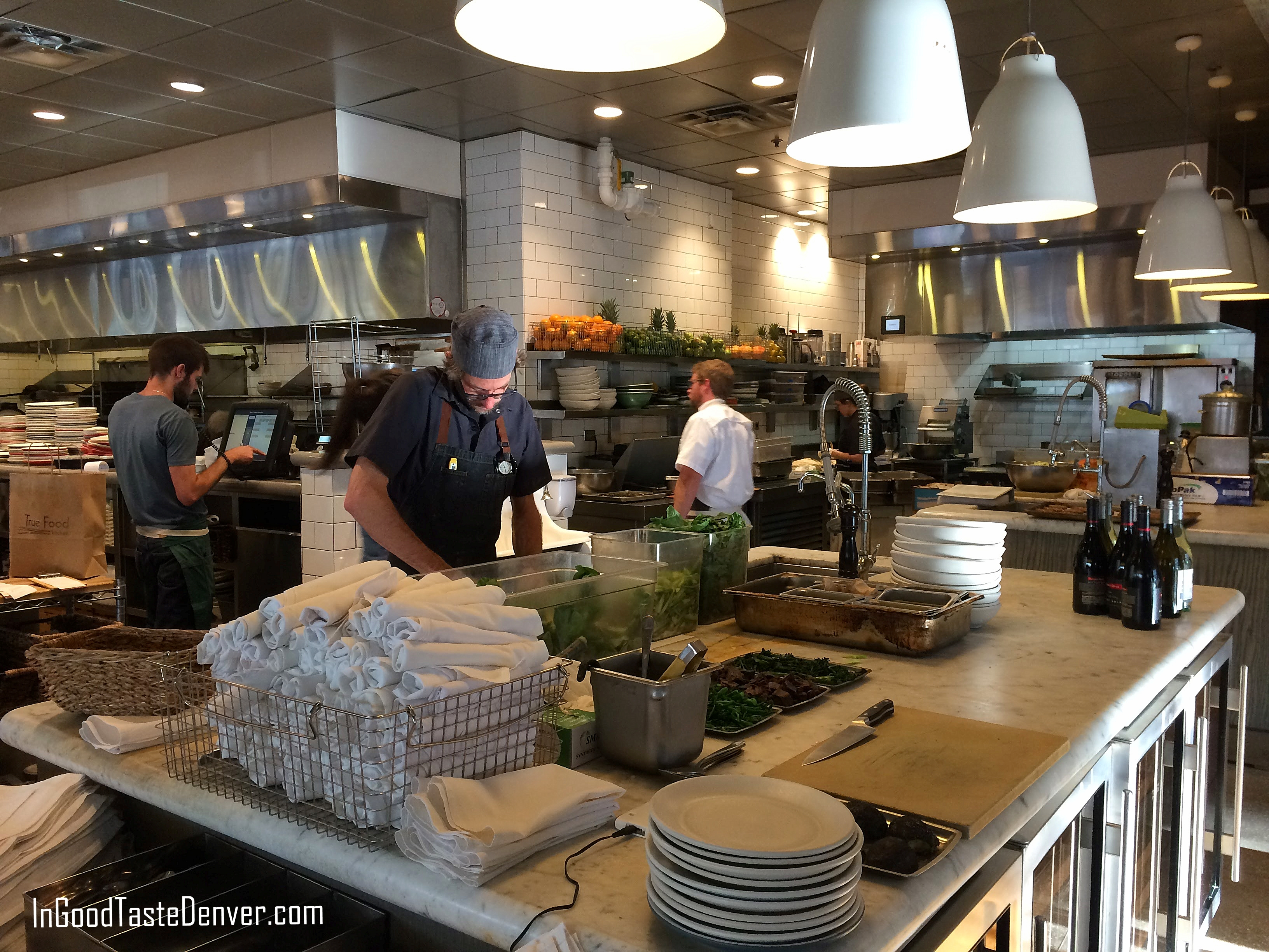 Dr Weil True Food Kitchen Denver